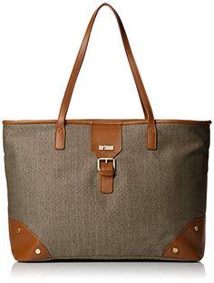 Hartmann Herringbone Luxe Softside Shoulder Bag Terracotta Herringbone One Size *** Want additional info? Click on the image.