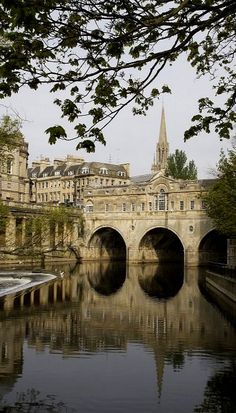 Pulteney Bridge | Bath, England
