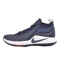 8d5b687964b9 Nike Lebron Witness II Mens Basketball Shoes College Navy  Nike   BasketballShoes Nike Lebron
