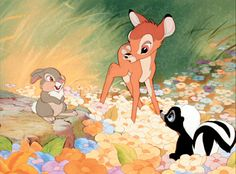 Bambi was released 13 Aug 1942 with a runtime of 70 minutes.