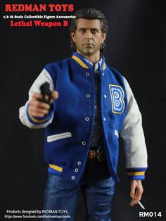 toyhaven: Redman Toys Lethal Weapon Set B sees Mel Gibson as Martin Riggs in Lethal Weapon 2 Comic Book Superheroes, Comic Books, Lethal Weapon 2, Detective, Richard Donner, Steven Seagal, Rottweiler Dog, Mel Gibson, Action Film