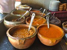 Best traditional Guatemalan food at La Cuevita de los Urquizu, Antigua Guatemala | spaswinefood