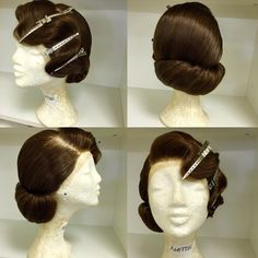What's the Difference Between a Bun and a Chignon? - How to Do a Chignon Bun – Easy Chignon Hair Tutorial - The Trending Hairstyle Ballet Hairstyles, Retro Hairstyles, Wedding Hairstyles, Latest Hairstyles, Casual Hairstyles, Medium Hairstyles, Curly Hairstyles, Celebrity Hairstyles, Ballroom Hair