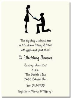 Brides michaels invitations wedding invitations beautiful bride i really love the silhouette on this invitation filmwisefo