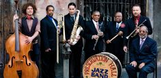 Preservation Hall Jazz Band and its music continue to evolve as they embrace tradition and history while inspiring a new generation. Preservation Hall Jazz B. Preservation Hall New Orleans, Preservation Hall Jazz Band, Genre Musical, Nova Orleans, New Orleans Music, All About Jazz, Jazz Club, Band Pictures, Jazz Festival
