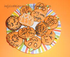 Galletas Halloween para la fiesta de mis niños:)