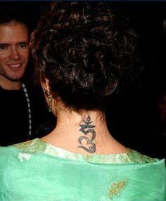 alyssa milano tattoo - Google Search