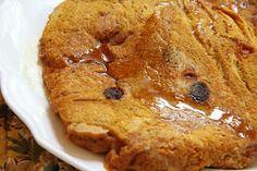 Whole Wheat Pumpkin Chocolate Chip Pancakes - Mix and Match Mama