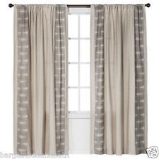 Our New Curtains Looks Amazing With The Bedding ThresholdTM Ombre