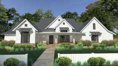 Quiet River Farm 2195 - 3 Bedrooms and 2 Baths | The House Designers