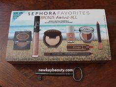 Sephora Favourites: Bronze Bares All   newkeybeauty