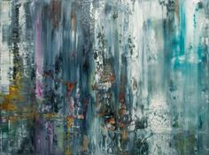 "Saatchi Art Artist Chris Veeneman; Painting, ""Abstract N°7"" #art"