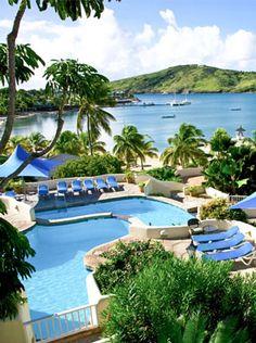 St. James Club in Antigua