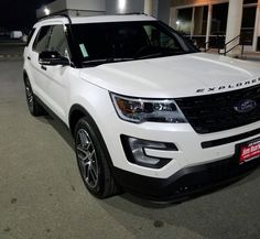 Reddit - Ford - Just bought my 2017 Ford Explorer Sport and I need help finding black emblem replacements.
