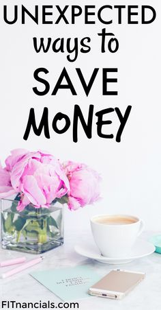 Check out these unexpected ways to save money. This is such a great list.