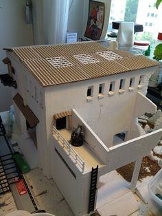 40K middle eastern type buildings, settlements. - Page 4 - Forum - DakkaDakka | Global recession? Must. Buy. More. Models.