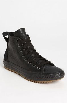 Converse Chuck Taylor® 'Hollis' High Top Sneaker (Men) available at #Nordstrom