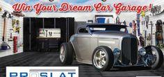#canada #contest #dreamcargarage #freebie #garage #giveaway #singleentry #sweepstakes
