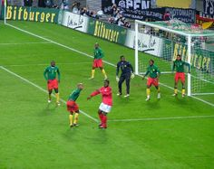 cameroon vs germany