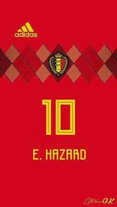 Eden Hazard ~ Belgium #10