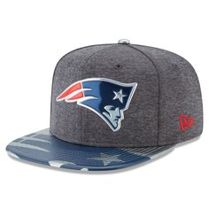 online store 06f7b 6df71 New England Patriots New Era 2017 NFL Draft Spotlight Original Fit 9FIFTY  Snapback Adjustable Hat -