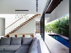 Stunning semi-detached house in Singapore: Eng Kong Garden