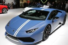 Lamborghini Huracan Avio displayed in Geneva with few visual tweaks