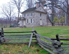 George Washington's Valley Forge Headquarters