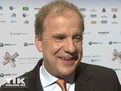 Moderator des Award-Abends Hubertus Meyer-Burckhardt