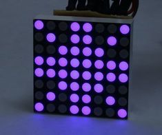 LED arrays are lots of fun, and easier than you may think to control. In this Instructable, you will learn how a LED matrix is built and works and how to drive it...