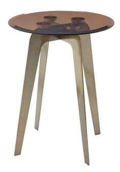 R V ASTLEY Votterra Accent Side Table