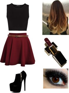 """""""OOTN"""" by kimberly923 ❤ liked on Polyvore"""