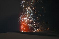 Eyjafjallajökull: subglacial volcanic eruption (continued)
