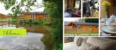 Oaklands Country Lodges comprise of three beautifully styled and smartly furnished timber lodges offering a truly relaxing holiday experience. The lodges are surrounded by one acre of peaceful landscaped grounds with a wildlife pond and boast fine country views with their own individual verandahs and hot tubs, offering the perfect holiday accommodation in the country.