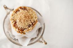 caramel apple tart @ thelittlewhitekitchen.com