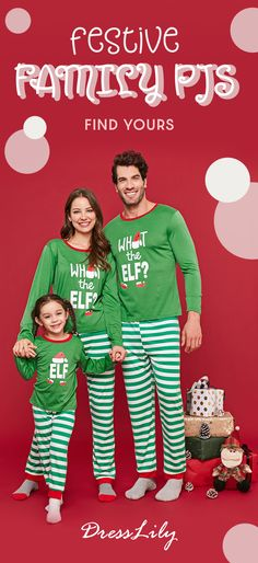433a5634b45b 14 Best Matching Family Christmas Pajamas images