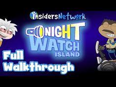 Poptropica: Night Watch Island  Walkthrough