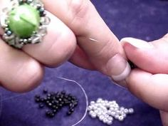 Make a #Tubular #Peyote Bracelet | Jewelry Making Videos {adding a magnetic clasp}