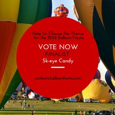 Help us choose the theme for the 2016 Balloon Fiesta! Vote here: goo.gl/CTSDLo ‪#‎BalloonFiesta‬
