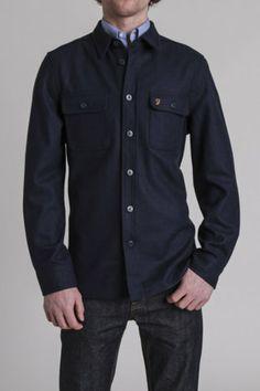 Earnest Jacket - Farah - Shirts : JackThreads