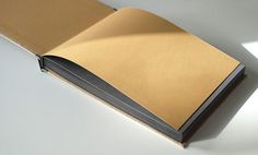 Albums – Photoalbum with natural canvas cover 9,8x13,7in – a unique product by Kajet on DaWanda