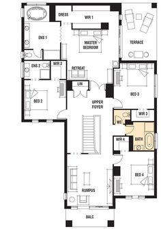 Porter Davis Homes - House Design: Waldorf