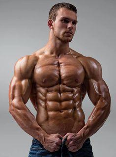 Jonny Reid - - - Touch him. His muscles feel like warm rocks!
