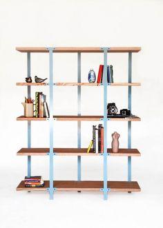 Shelves by Henry Pilcher