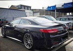 Daimler's mega brand Maybach was under Mercedes-Benz cars division until when the production stopped due to poor sales volumes. Mercedes-AMG became a Mercedes Benz Coupe, Mercedes Benz Cars, Mercedes S550, Lexus Ls 460, Merc Benz, Mercedez Benz, Classic Mercedes, Custom Cars, Bmw