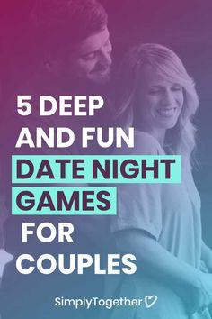 The best date night games for couples to deepen your connection and get to know your partner better. Strengthen your relationship while having fun!
