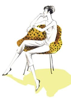 Illustrations by Kaori Yoshioka | Cuded