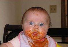Fotos de bebés - baby photos. ¡No están quietos nunca! | www.curiosithings.com/es/fotos-de-bebes-baby-photos/