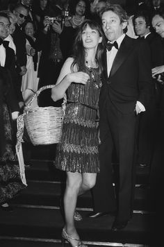 Jane Birkin & Serge Gainsbourg - You can't get more quintessential Cannes…