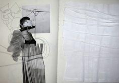 The White Series: Anna Rekas Fashion Illustration Sketches, Fashion Sketchbook, Fashion Design Sketches, Digital Illustration, Illustrations, Sketchbook Layout, Sketchbook Inspiration, Journal Layout, Photography Lighting Setup
